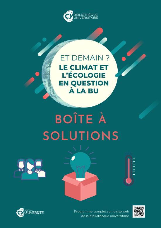 Boîte à solutions pour le climat