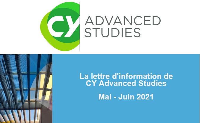Newsletter de CY Advanced Studies
