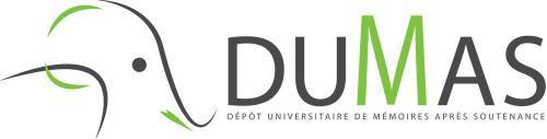 Logo de Dumas