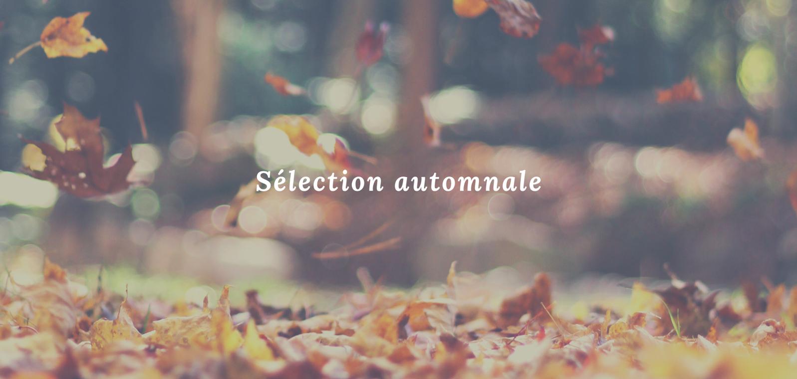 Sélection automnale